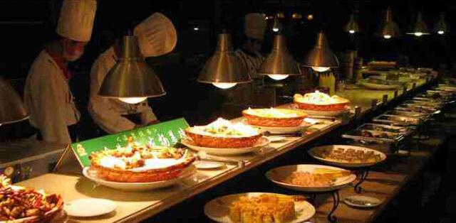 水纹厨房工程设计,酒店厨房设计,中央厨房设计